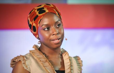 Chimamanda Ngpzi Adichie