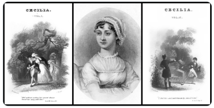 Austen - Burney