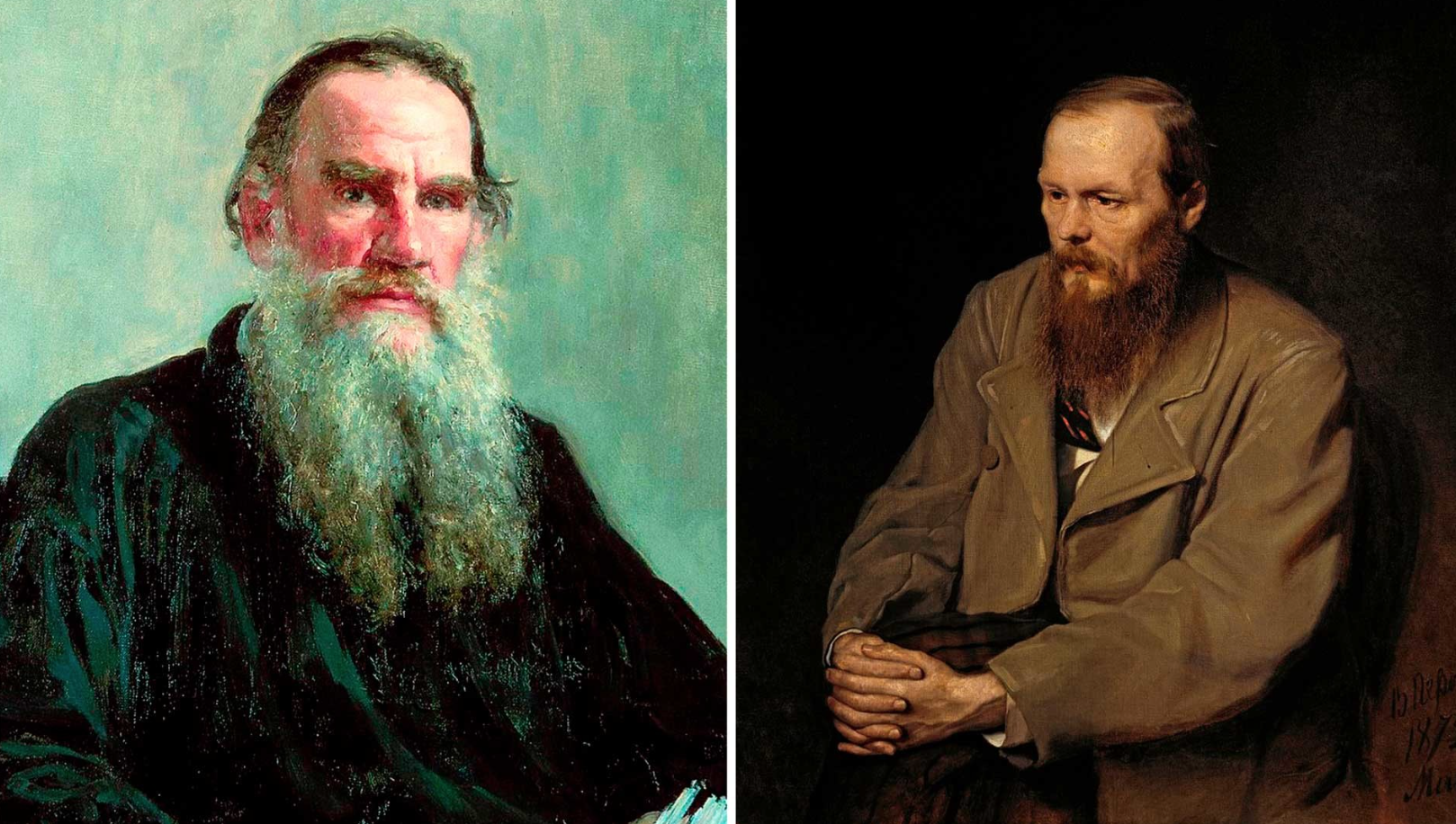 Tolstoy and Dost